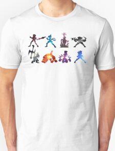 Skullgirls galaxy T-Shirt