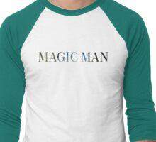 Magic Man--Arch Rock Men's Baseball ¾ T-Shirt