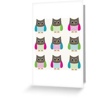 Toot Tweets Greeting Card
