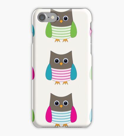 Toot Tweets iPhone Case/Skin