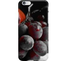 Dark Grapes iPhone Case/Skin