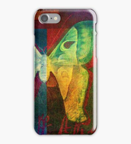 lepidoptera, moth and butterfly iPhone Case/Skin