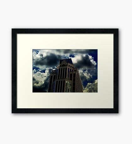 Tall Framed Print