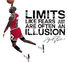 Michael Jordan by VisualVibes