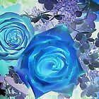Inverted Roses by Rusty Katchmer