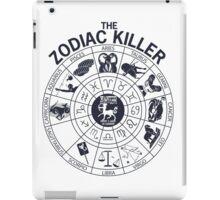 Zodiac Killer-Sagittarius iPad Case/Skin