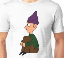 Robin - Paranoid Android Unisex T-Shirt