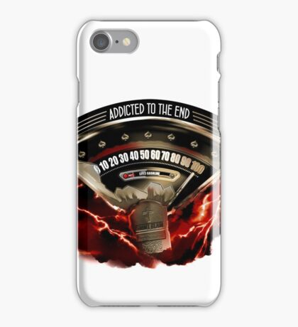 Addicted to the End iPhone Case/Skin