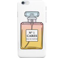 No. 1 Cares iPhone Case/Skin