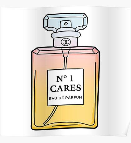 No. 1 Cares Poster