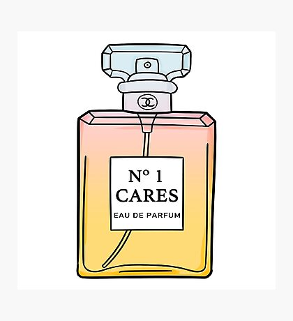 No. 1 Cares Photographic Print