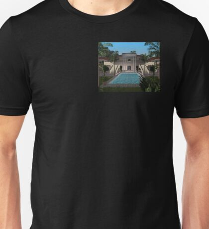 island trap house Unisex T-Shirt