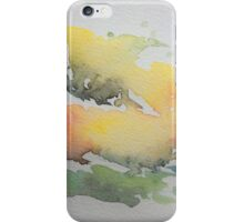 Out of the Woods 2 - Synesthesia Art iPhone Case/Skin