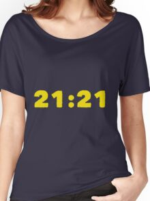 21:21 Women's Relaxed Fit T-Shirt