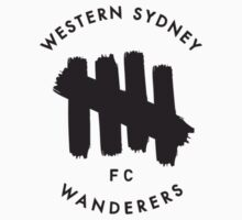 WESTERN SYDNEY WANDERERS UNDEFEATED Kids Clothes