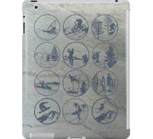 outdoor sports iPad Case/Skin