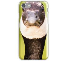 """""""The wild Canadian Derp"""" iPhone Case/Skin"""
