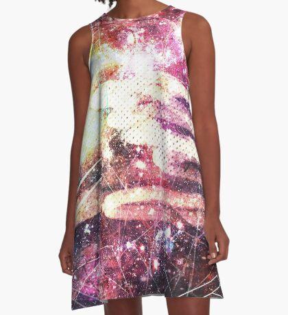 Absurd sky A-Line Dress