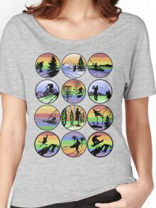 outdoor sports Women's Relaxed Fit T-Shirt