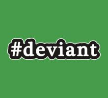 Deviant - Hashtag - Black & White by graphix