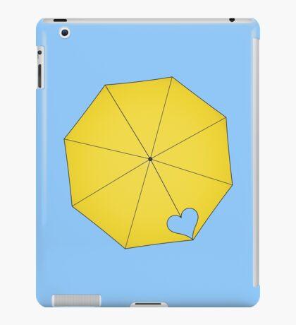 Yellow Umbrella – HIMYM design (alternate) iPad Case/Skin