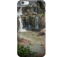 Iguaza Falls - No. 10 iPhone Case/Skin