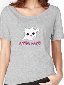 Kitten Party! Women's Relaxed Fit T-Shirt