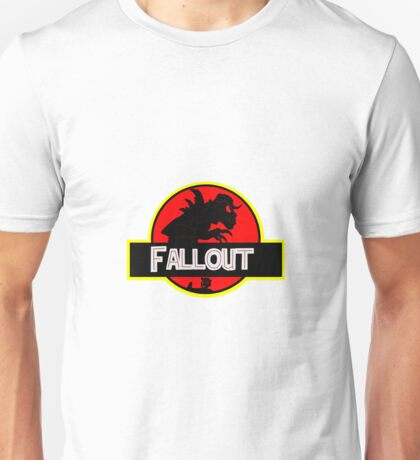 Welcome to Fallout Unisex T-Shirt
