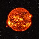 Solar Flare by flashman