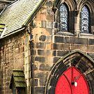 St. Columba's Free Church of Scotland, The Royal Mile, Edinburgh by fotosic