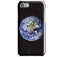 Blue Marble - The Planet Earth From Space iPhone Case/Skin