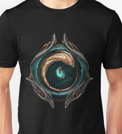 Ionia Emblem - League of Legends Unisex T-Shirt
