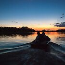 In Need of a Tow - Rio Pardo, Brazil by Eric Cook