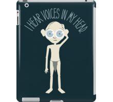 I Hear Voices iPad Case/Skin