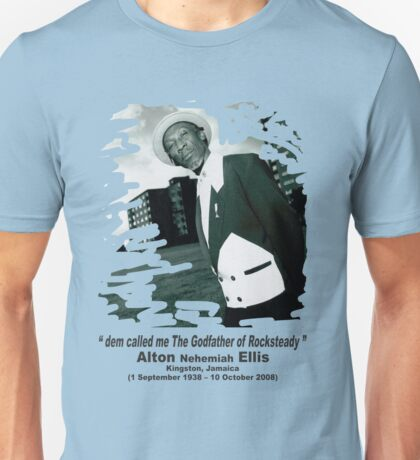 The Godfather of Rocksteady Unisex T-Shirt