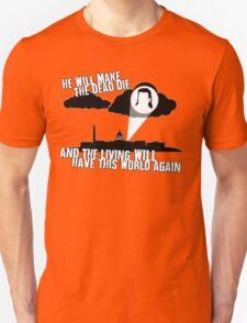 """Eugene Porter, """"He Will Make The Dead Die.."""" Unisex T-Shirt"""