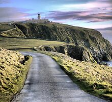 60 N ... (11) The Sumburgh Head Lighthouse by Larry Lingard-Davis