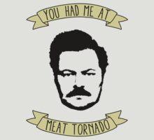 Meat Tornado by gnarlynicole