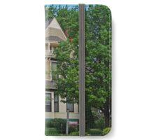 Old West End Brown 24 iPhone Wallet/Case/Skin