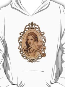 a lady and her paramour T-Shirt
