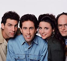 Seinfeld groupe picture by applicationcity