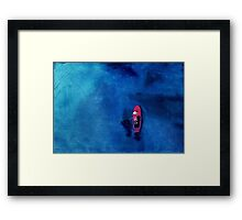 Alone 1 Framed Print
