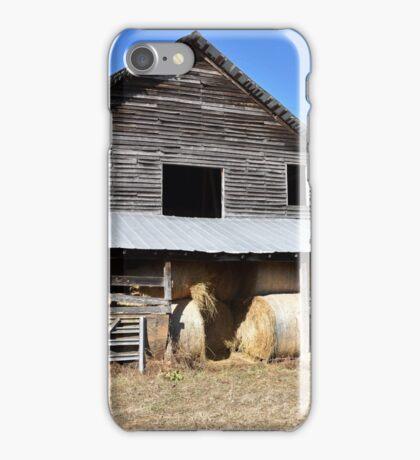 Hay Barn iPhone Case/Skin