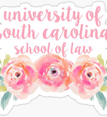 University of South Carolina School of Law Sticker