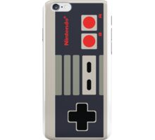 Nintendo NES Controller Sticker iPhone Case/Skin