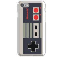 Nintendo NES Controller Sticker iPhone Case/Skin