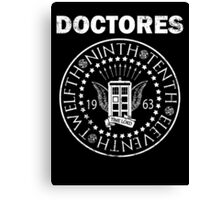 The Doctores Canvas Print
