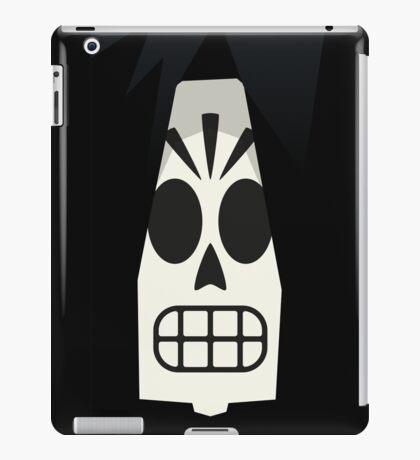 Grim Fandango - Manny Calavera (Grim Reaper version) iPad Case/Skin