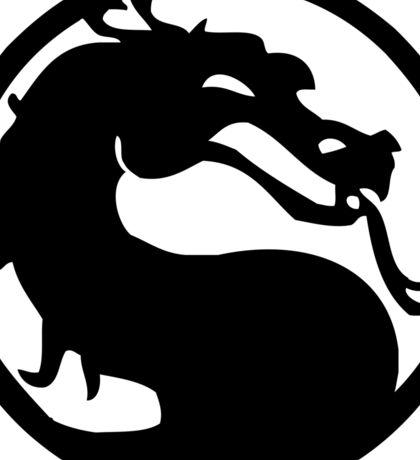 Mortal Combat  Sticker