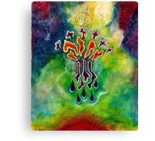 Tree Of Life Dreamscape Canvas Print